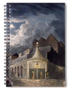 The Olympic Theatre, 1826 Spiral Notebook