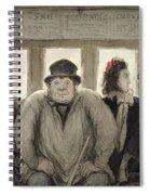 The Omnibus Spiral Notebook