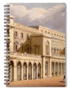 The Opera House, Formerly The Lyceum Spiral Notebook