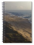 The Oregon Coastline Spiral Notebook