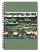The Oregon Trail Spiral Notebook