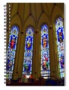 The Organist Spiral Notebook