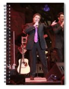 The Osmond Brothers Spiral Notebook