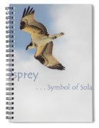 The Osprey Spiral Notebook