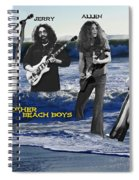 The Other Beach Boys Spiral Notebook