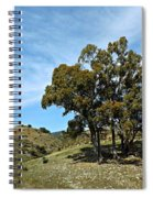 The Other Side Of Spain Spiral Notebook
