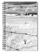 The Other Side Of The Fence Spiral Notebook