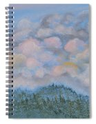The Other Side Of The Sunset Spiral Notebook