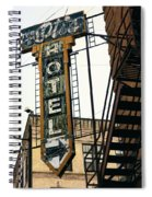 The Otis Hotel Spiral Notebook