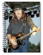 The Outlaws Spiral Notebook