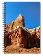 The Outpost Rock Spiral Notebook