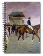 The Owner S Enclosure Newmarket Spiral Notebook