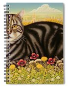 The Oxford Cat Spiral Notebook