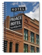 The Palace Spiral Notebook