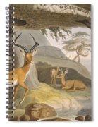 The Pallah, 1804-05 Spiral Notebook