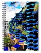 The Pallet Pavellion Spiral Notebook