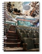The Paramount Theater Spiral Notebook