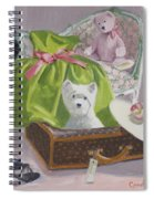 The Party Dress Spiral Notebook