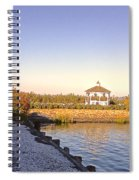 The Path That Leads To Home Spiral Notebook