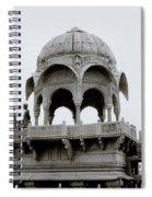 A Serene Moment Spiral Notebook