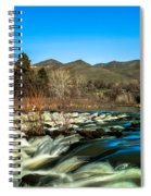 The Payette River Spiral Notebook