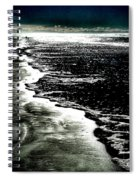 The Peaceful Ocean Spiral Notebook