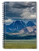The Peaks Spiral Notebook