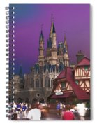 The Peasants View Spiral Notebook