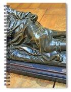 Legendre's The Penitent Magdalen Spiral Notebook
