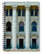 The People's House Spiral Notebook