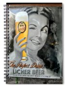 The Perfect Drink Spiral Notebook