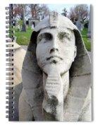 The Pharaoh Spiral Notebook