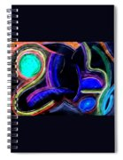 The Pheasant Spiral Notebook