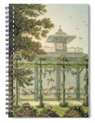 The Pheasantry Spiral Notebook