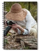 The Photographer Spiral Notebook