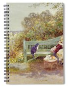 The Picture Book Spiral Notebook