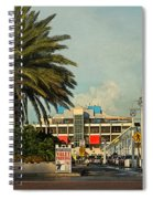 The Pier 2 -  St. Petersburg Fl Spiral Notebook