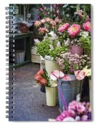 The Pink Section Spiral Notebook