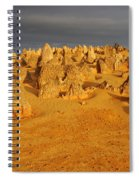 The Pinnacles 4 Spiral Notebook