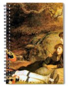 The Piper Spiral Notebook