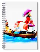 The Pirate Spiral Notebook