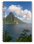 The Piton Spiral Notebook