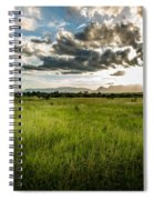 The Plains Of Africa Spiral Notebook