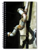 The Planning Department's Sewage Pipe Spiral Notebook
