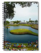 The Players Championship 2014 Spiral Notebook