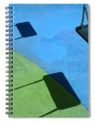 The Playground Spiral Notebook