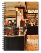 The Plaza Food Hall Spiral Notebook