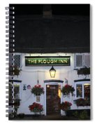 The Plough Inn Spiral Notebook
