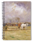 The Plough Team Spiral Notebook
