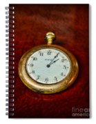 The Pocket Watch Spiral Notebook